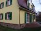 Sockel + Abdeckplatten + Fensterumrandungen, Farbe 'Speyer'