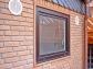 WF, Fenstereinrahmung mit Steinprofilen, Farbe 'Toulouse'