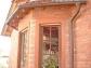 NF, auf Vollwärmeschutz, Ecken 135°, Fensterumrandung, Farbe 'Oxford'