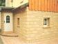 Ausführung Fels, Wand + Fensterbänke + Türschwelle, Farbe 'Antwerpen'