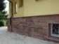 Sockel + Abdeckplatte + Fensterumrandung + Fensterbank, Farbe 'Speyer'